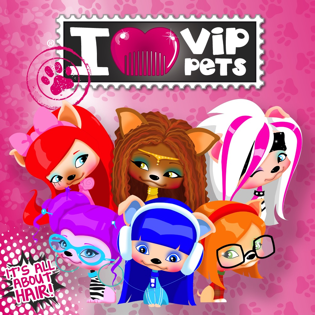vip pets hd on the app store