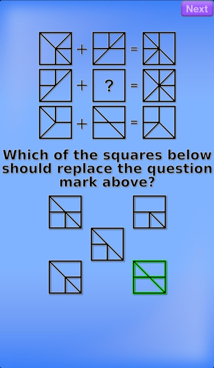 Best IQ Test by Radu Gosman