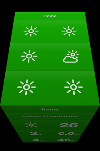 Weathercube - Gestural Weather screenshot 3