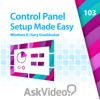 AV for Windows 8 - Control Panel - Setup Made Easy - ASK Video