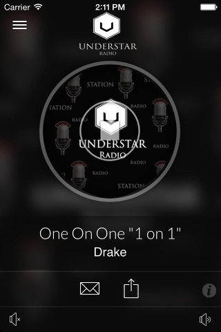 Understar Radio screenshot 1