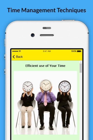 how to manage time efficiently How to manage your time three methods: using your time productively minimizing distractions adhering to a daily schedule community q&a time management is an important skill to cultivate it can help you make the most out of each day, leading to success in areas like work and school.