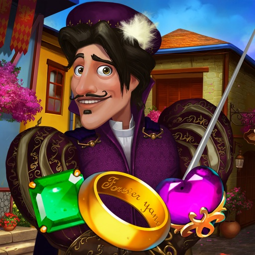 Musketeer Adventure Icon