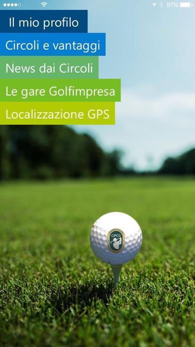 Screenshot of Golfimpresa1