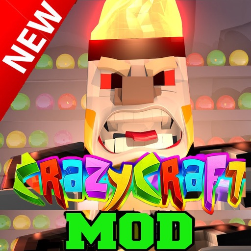 Crazy Craft Modpack Download Minecraft Pe