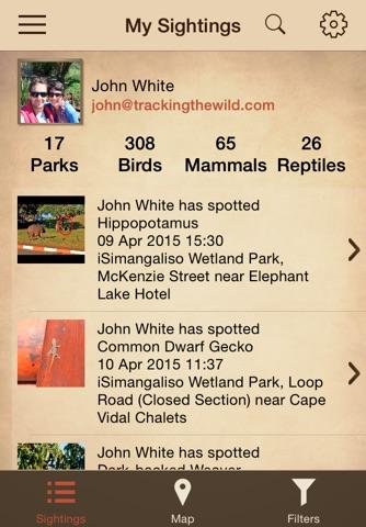 Tracking the Wild screenshot 2