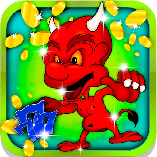 Fierce Hell Slots: Be the bravest player, take a trip to Lucifer's hole and win millions iOS App