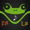 LFTuner - Chromatic instrument tuner: guitar, ukulele, violin, piano