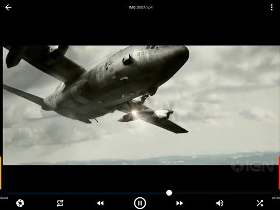 DG Player - Play HD videos Screenshots