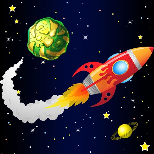 Speedy Space Racing - free arcade racing game