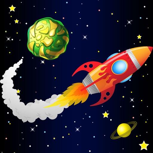 Speedy Space Racing - free arcade racing game