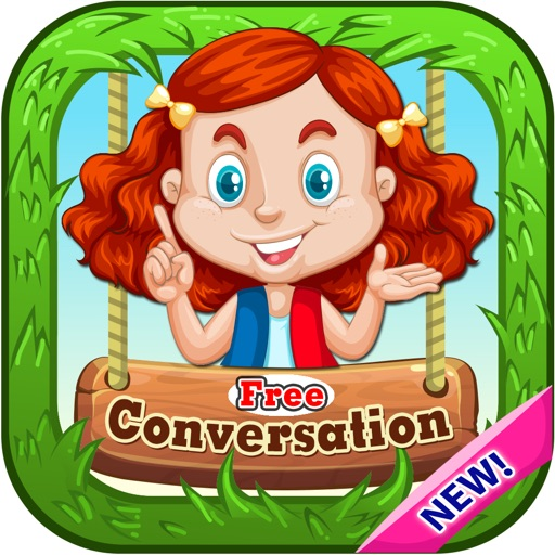 Learn English : Conversation : learning Education for kids iOS App