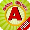 Free Hidden Alphabets:Find Hidden Objects Games
