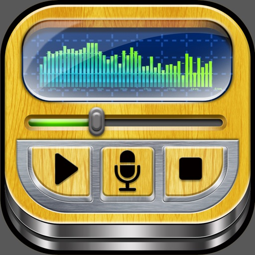 Sound Recorder & Editor - Voice Change.r With Audio Effect.s For Speech Transform.ation iOS App