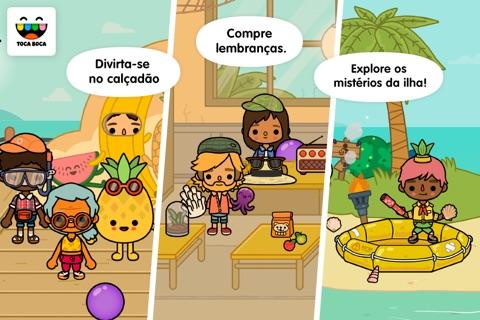 Toca Life: Vacation screenshot 3