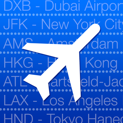 Flight Board app review: check departures and arrivals