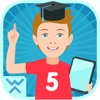 Zanimashki - kid's magazine, educational games for kids