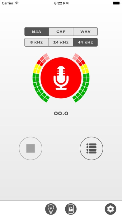 Android audio recorder apk apps