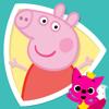 Peppa Pig Season 2 - Animation, Peppa Camera, Free Coloring