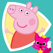 Peppa Pig Season 2 - Animation, Peppa Camera, Free Coloring