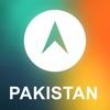 Pakistan Offline GPS : Car Navigation icon