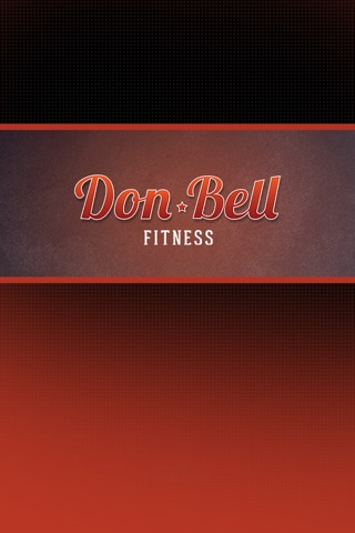 Don Bell Fitness screenshot 1