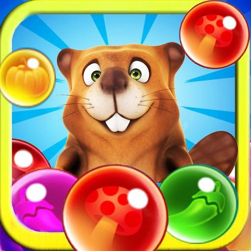 Pop Bubble Pet - Mole Jelly Infinity Mania Shooter iOS App
