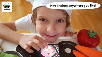 Screenshot #10 for Toca Kitchen Monsters