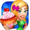 Bakery World Cooking Maker - Super-Star Chef Donut & Cup-Cake Kitchen Cafe Story Game