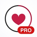Runtastic Heart Rate Monitor, Heart Beat & Pulse Tracker PRO icon