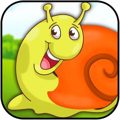Snail Mania - Puzzal,Simulation Game iOS App
