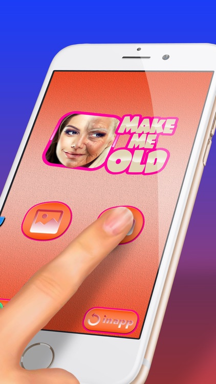 Make Me Old Photo Booth – Age Your Face Changer Effects and Cool ...