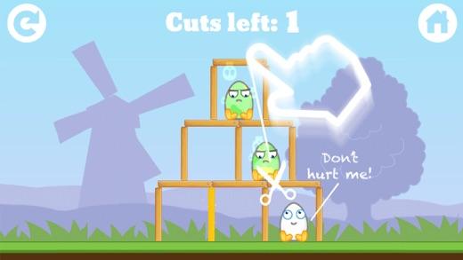 Rotten Eggs! Screenshot