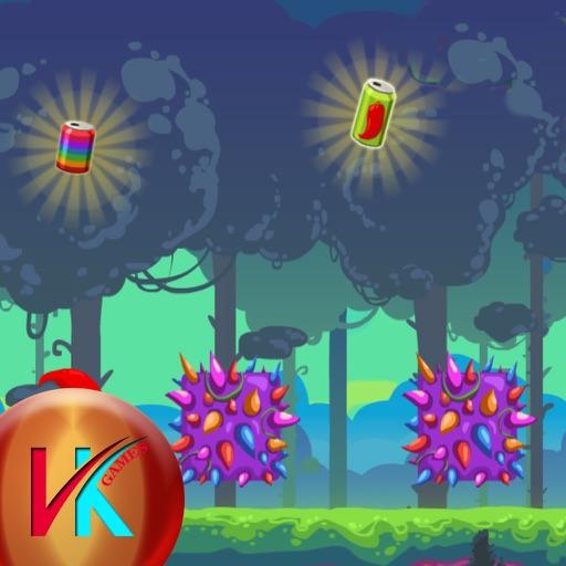 Hot Runner Flying iOS App
