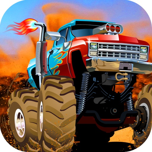 Legacy of Reckless Speed Racing on Big Truck Drive Slots iOS App