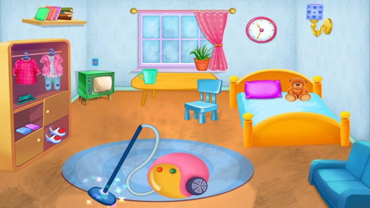 clean up house cleaning cleaning games activities in this game for kids and