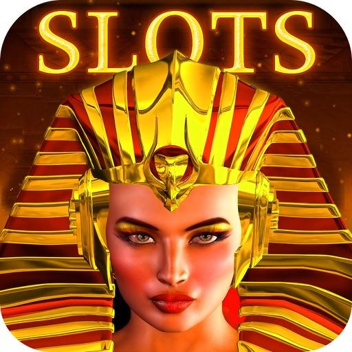 Pharaoh Slots Machine - Free Casino Game Icon