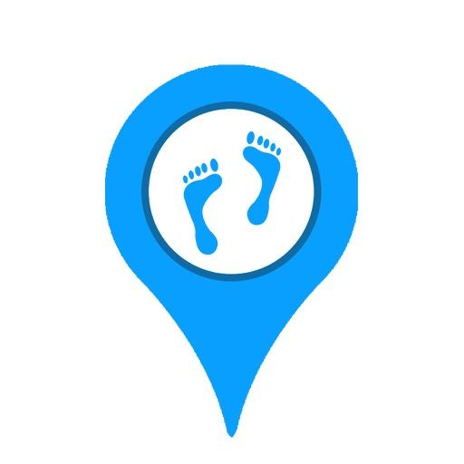 简单快捷——手机发送地址       打开应用,定位我的地址,选择地图