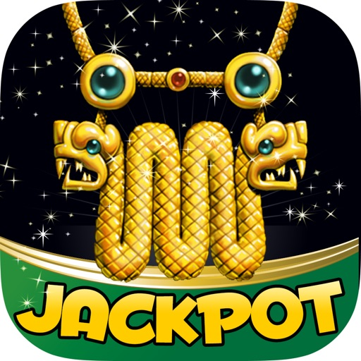 Aaztec Game Jackpot Slots - Roulette and Blackjack 21 iOS App