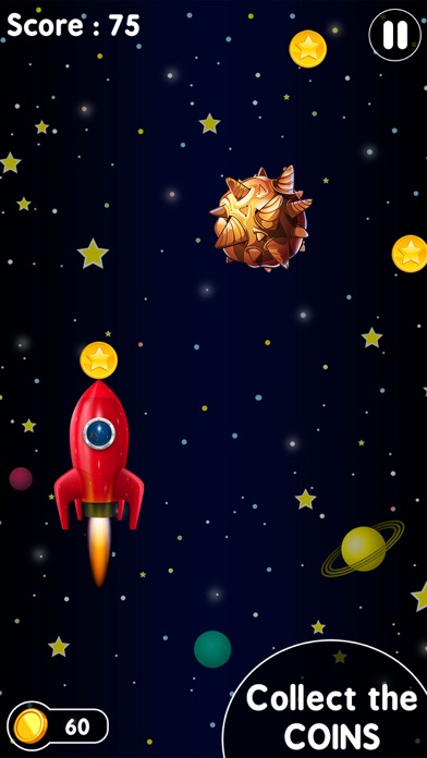 Speedy Space Racing - free arcade racing game Screenshot