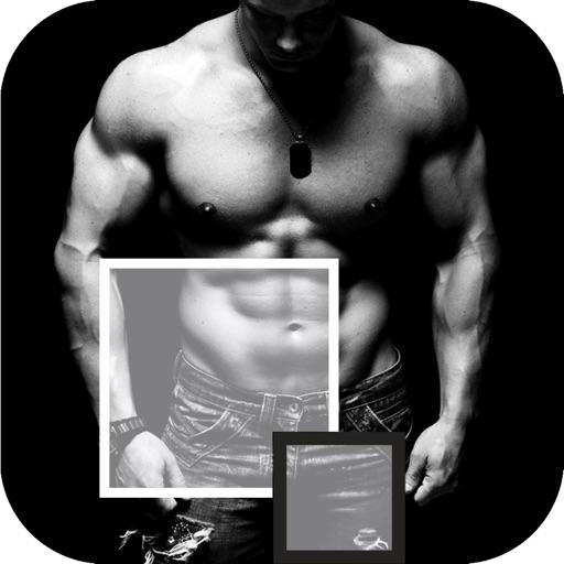 Body Builder Photo Montage Editor