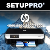 Flatiron Mobile - Setup Pro for HP Envy 4500, 5500, 5600 & 7600 Series  artwork