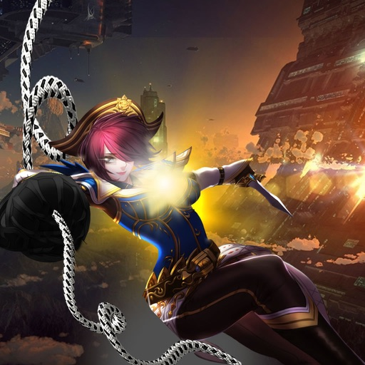 Crazy Pirate Rope - Fly Escape And Amazing Heroes Game iOS App