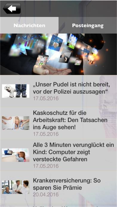 Screenshot von Grünsteidl2