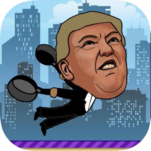 Trump On The Air iOS App