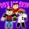 Boy Skin.s Creator for PE - Pixel Texture Simulator & Exporter for Mine.craft Pocket Edition Lite