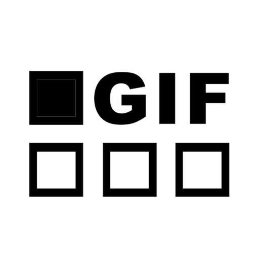 GIFグリッド (ジフを合わせる。)