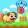 Pugs & Donuts - Crazy Pug Licker & Arcade Shooter FREE App