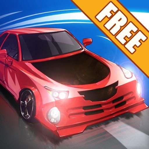 Finger Racer3D Free iOS App