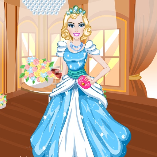 Sparkle Princess Dressup Icon